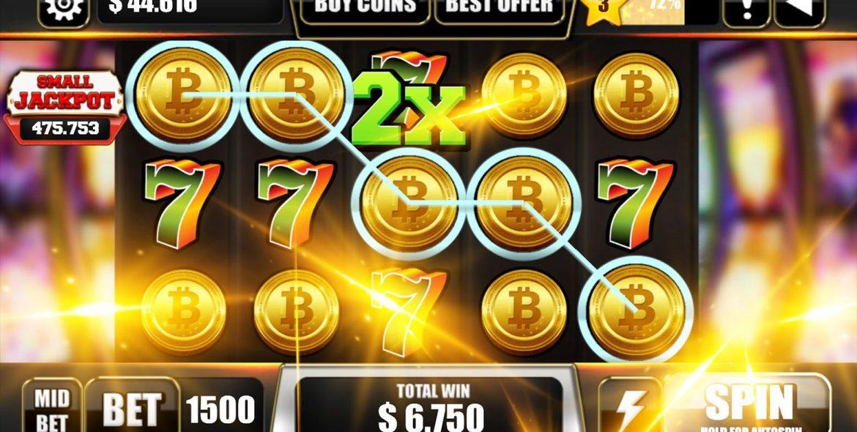 Bitcoin Slot Games
